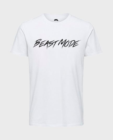 Beast Mode - Black/White T-Shirt